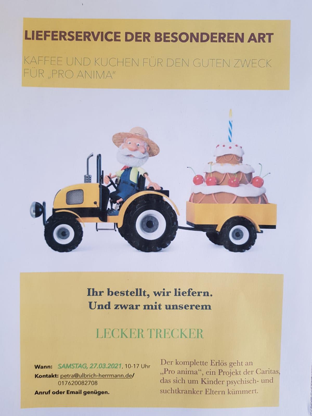 Lecker-Trecker